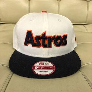 Houston Astros New Era 9FIFTY Snapback